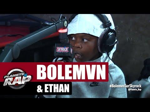 Youtube: Bolémvn & Ethan«Doucement» #PlanèteRap