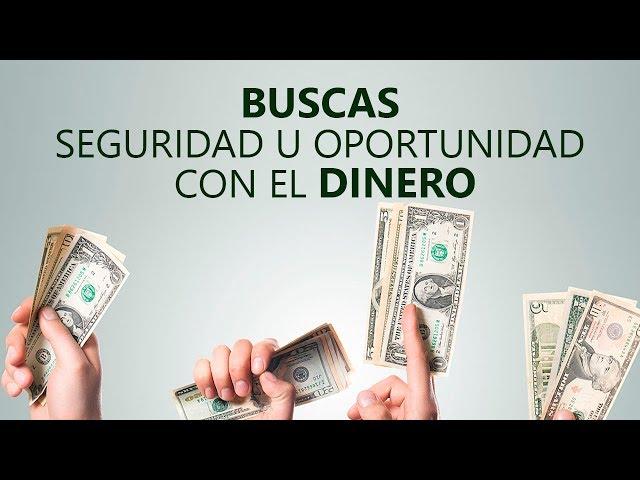 Borghino TV | Buscas seguridad u oportunidad con el dinero