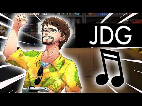 JDG ANIME OPENING (feat.Louis-San)
