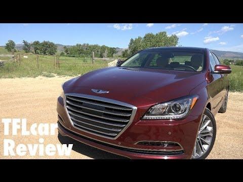 2015 Hyundai Genesis 4K Review: Would you buy a $50K Hyundai?