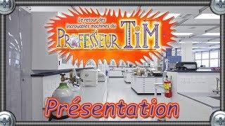 Le Retour des Incroyables Machines Du Professeur Tim: Présentation