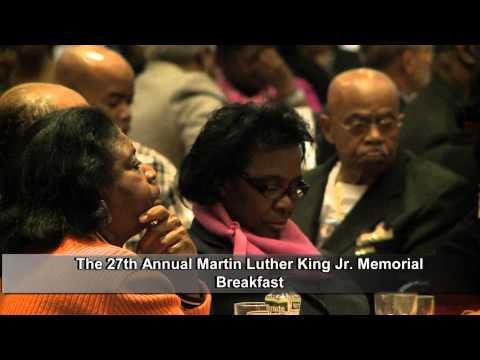 27th Annual Martin Luther King Jr Memorial Breakfast