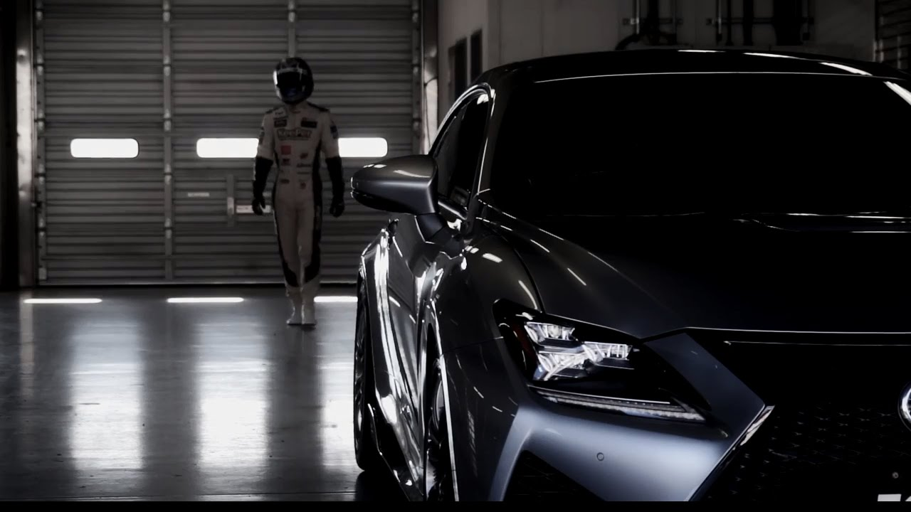 LEXUS RC-F USC10|Products|TOM'S