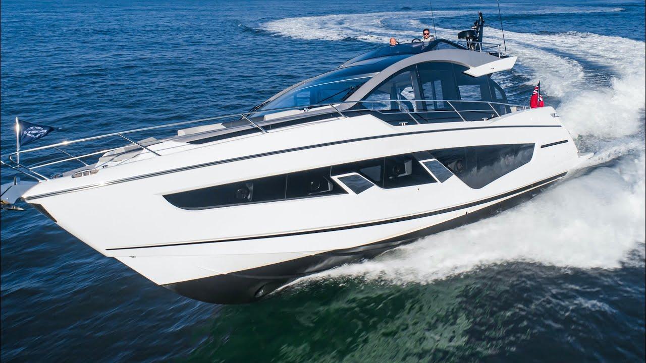 Download £2.4 Million Yacht Tour : Sunseeker 65 Sport Yacht