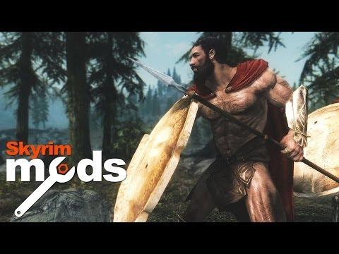 300: Spartans in Skyrim! - Top 5 Skyrim Mods of the Week