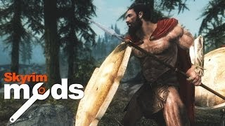 300: Spartans in Skyrim! - Top 5 Skyrim Mods of the Week