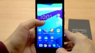 Análisis del teléfono móvil Bq Aquaris E5 4G