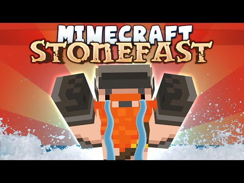 Minecraft - Stonefast #1 - Dwarven Despair (D&D Adventure Map)
