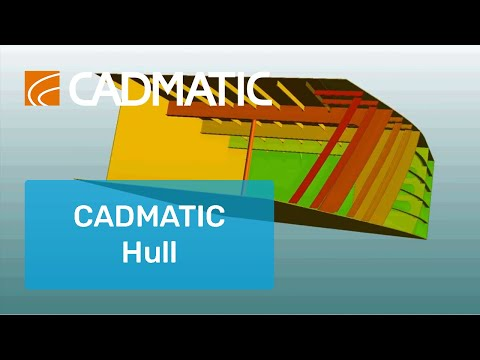 CADMATIC Hull