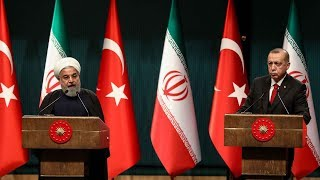 Rouhani: Iran, Turkey to continue to bring peace to Syria