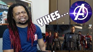 Marvel's Avengers A Day  Official Trailer E3 2019 Reaction & Review