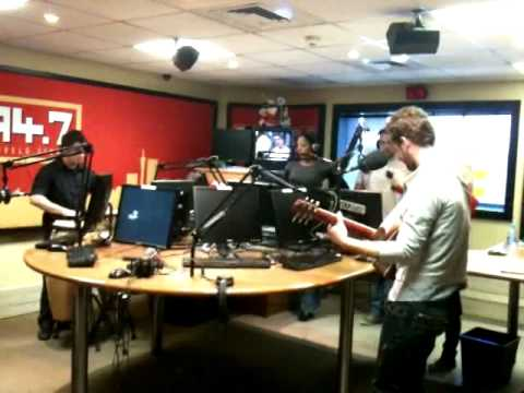Skylight - Live on 94.7 Highveld Stereo: Road to Joburg (Love is always enough)