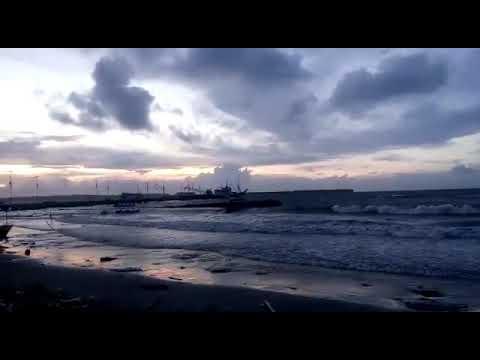 Video : Ombak Mulai Melanda Pesisir Barat Kepulauan Selayar