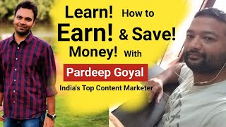 Learn How to Save & Earn Money with India