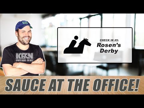 #SauceAtTheOffice: What happens when Rosen is too busy for you?