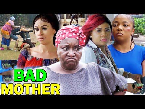 Bad Mother Complete Season 7u00268 - New Movie' Ebele Okaro U0026 Queen Nwokoye 2020 Latest Nigerian Movie