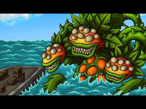 Kaiju-A-GoGo Attacking Panama - Shrubby |