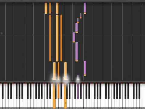 Lil Wayne feat Bruno Mars Mirror Piano