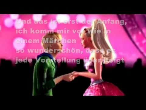 Barbie-Modezauber in Paris-Lied mit Text