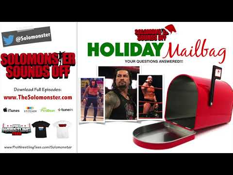 Soundoff Holiday Mailbag 2017:  Your Questions ANSWERED!