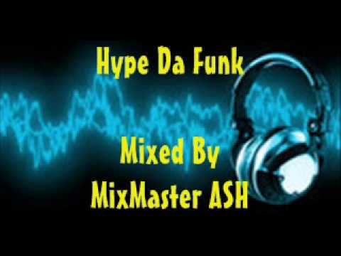 'Hype Da Funk' Drum & Bass Ting mixed by MixMaster ASH ''CD Rip'' Part 3