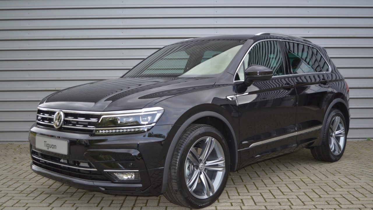 volkswagen tiguan 1 4 tsi 125pk comfortline business r vsb 15771 rijklaar youtube. Black Bedroom Furniture Sets. Home Design Ideas