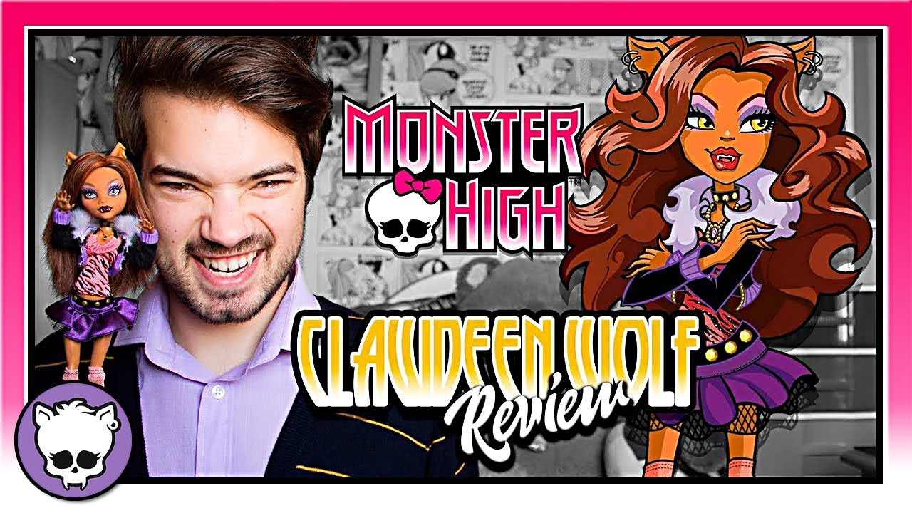 Review Clawdeen Wolf  Especial MONSTER HIGH  YouTube