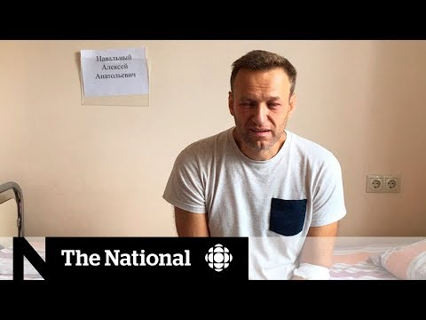 Kremlin opposition leader Navalny says he may have been poisoned