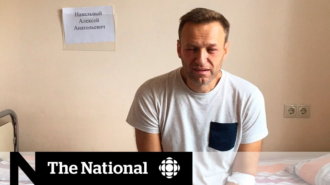 Alexei Navalny, Voice Of Russia's Opposition, Is Hospitalized In ...