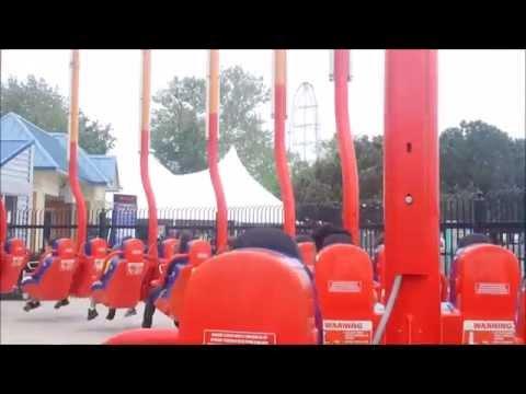 Cedar Point: Windseeker on Ride POV / May 28, 2014