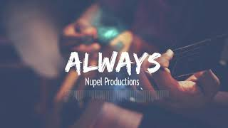 """ALWAYS""  Guitar Rap Beat 