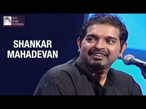 Shankar Mahadevan   Raga Hansdhwani   Carnatic Classical   Idea Jalsa
