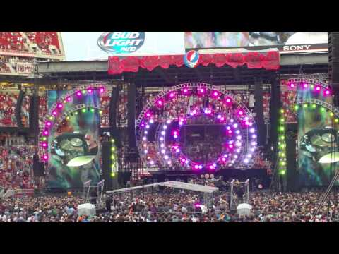 Grateful Dead's Truckin' 6/27/2015 Levi's Stadium