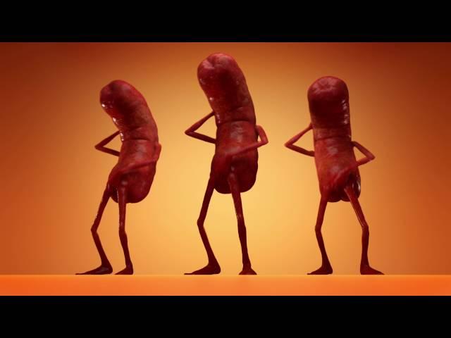 Lightfarm Studios – Twerking Sausages