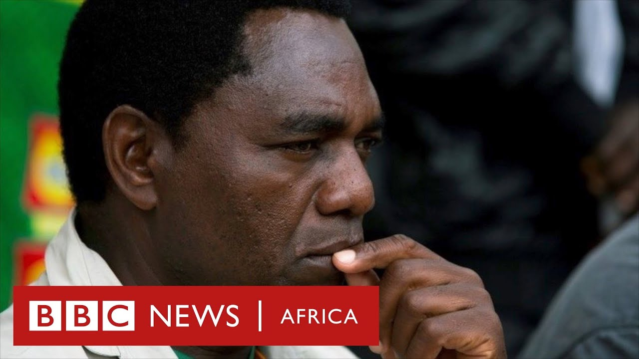 Zambian President Hichilema interview: Corruption at 'horrifying' levels - BBC Africa