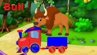 Bé tập nói các con vật bằng tiếng anh | em học đọc qua hình ảnh động vật | Dạy tiếng anh cho trẻ em