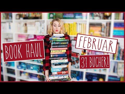 Der Schiefe Turm Der Neuzugänge | Book Haul Februar (31 Bücher!)