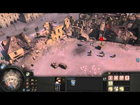 Company of Heroes - 03 - Invasion of Normandy: Carentan