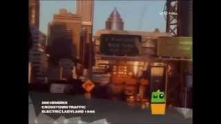 Jimi Hendrix - Crosstown Traffic Remix [Cross Riddim 7