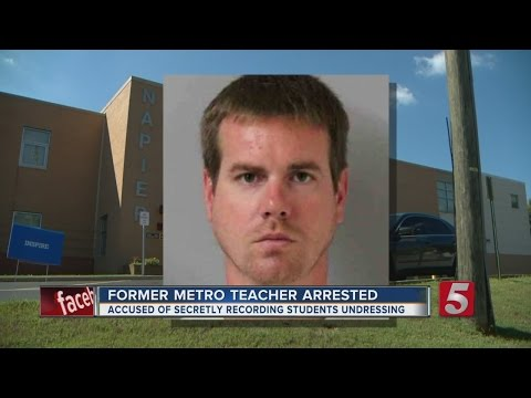 Hearing Set For Teacher Accused Of Recording Students