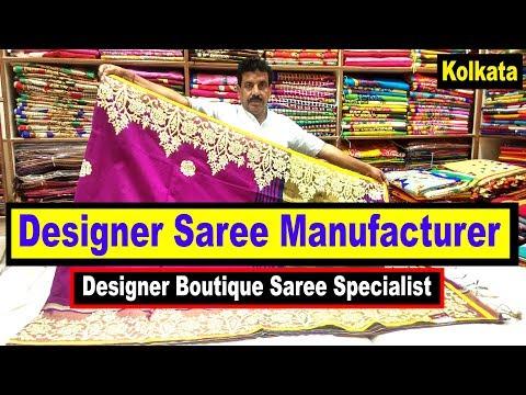 Fancy And Designer Saree Manufacturer In Barabazar    Kolkata