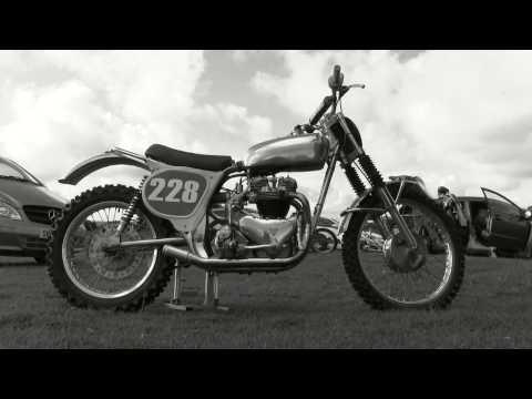 "Classic Dirt Bikes ""Rickman Triumph"""