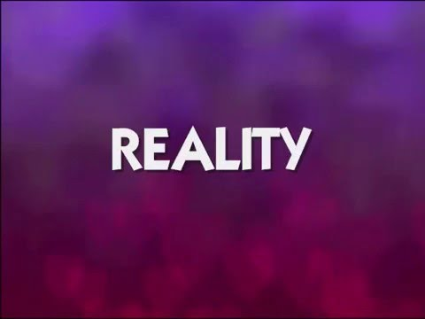 REALITY - (Richard Sanderson / Lyrics)