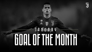 Juventus Goal of the Month | January 2019