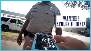Recovering Our STOLEN iPhone!
