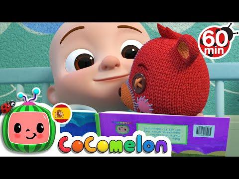 CoComelon en Español   Hora de dormir   Compilación de Canciones Infantiles