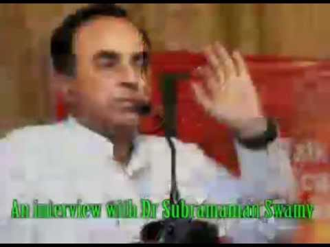 Interview with Subramanian Swamy   Navbharat Times