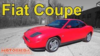 Fiat Coupe - Ferrari dla ubogich - MotoBieda