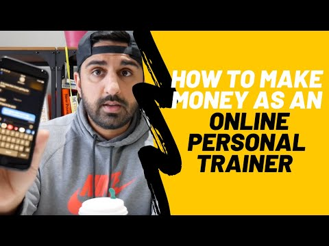 Online Personal Training Business - How To Get Money Now, Get Money Soon, And Make Money Long Term