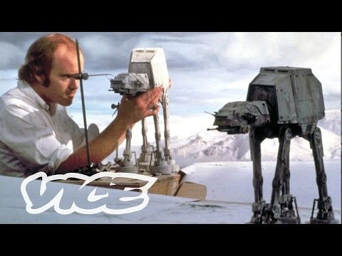 My Life In Monsters: Meet the Animator Behind Star Wars and Jurassic Park